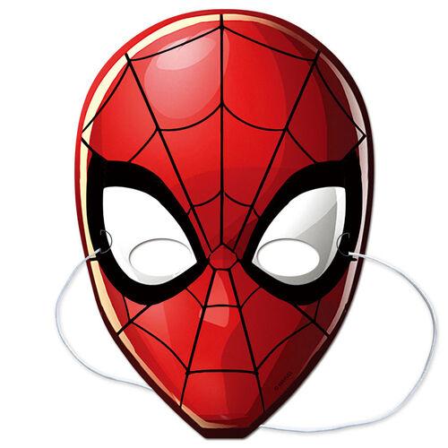 Spider-Man蜘蛛俠 纸面具