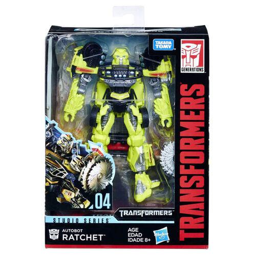 Transformers變形金剛電影精華 豪華系列 - 隨機發貨