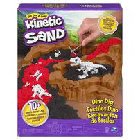 Kinetic Sand動力沙 恐龍沙坑探險套裝