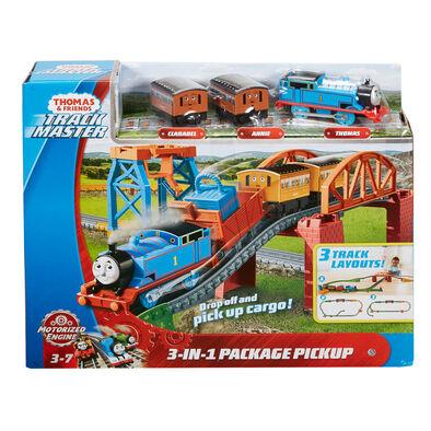 Thomas And Friends 湯瑪士小火車電動三合一組合