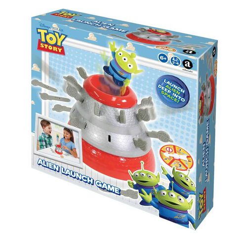 Toy Story反斗奇兵 三眼仔發射台
