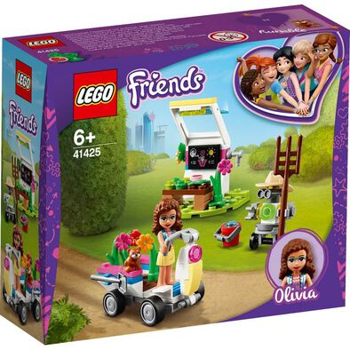 LEGO Friends Olivia 花卉田園 41425