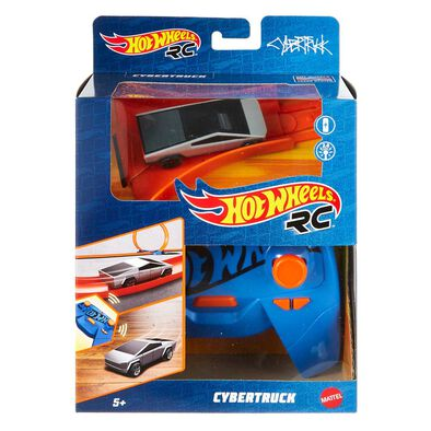 Hot Wheels風火輪 Cybertruck遙控車遊戲組 - 隨機發貨