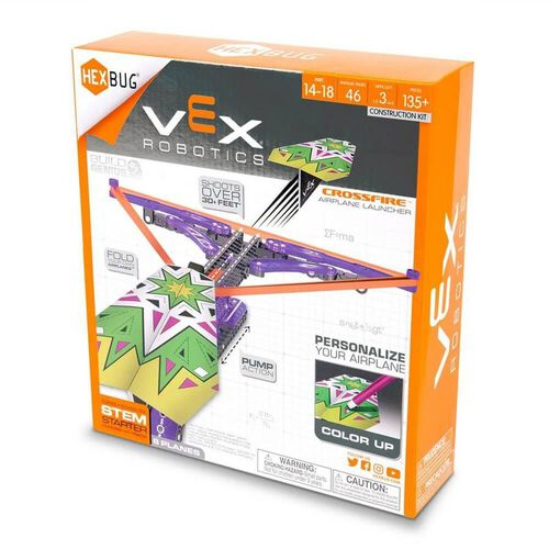 Hexbug赫寶 Vex 飛機發射器