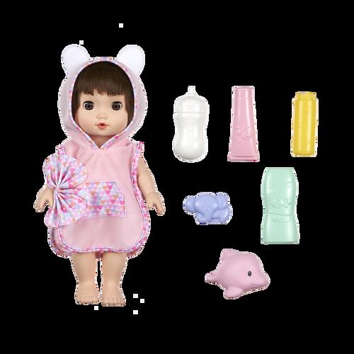 Baby Blush 親親寶貝   甜心的洗澡時間