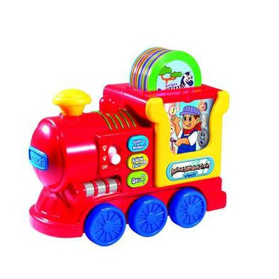 Vtech Animal Alphabet Train