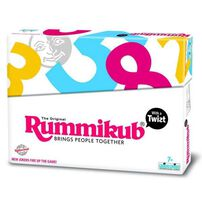 Rummikub魔力橋數字牌遊戲扭轉百變版