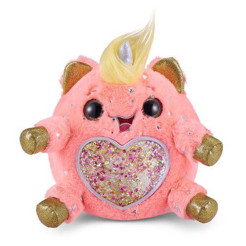 Zuru彩虹獨角馬 驚喜閃亮彩虹蛋-仙子動物系列 - 隨機發貨