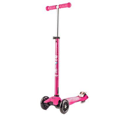 Micro Mobility Micro 可調式三輪滑板車(粉紅色)