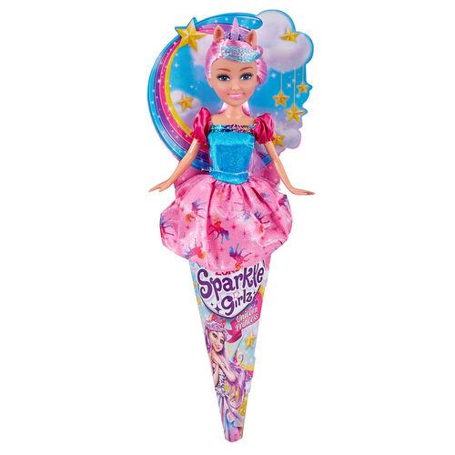 Zuru Sparkle Girlz 10.5寸獨角獸公主