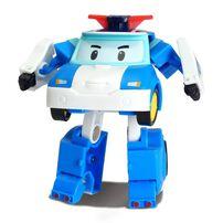 Robocar Poli救援小英雄波力 變形機器人-波力