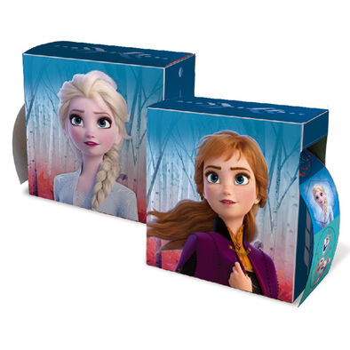 Disney Frozen迪士尼魔雪奇緣2 - 盒裝貼紙4盒