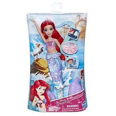 Disney Princess Shimmering Song Ariel Singing Doll