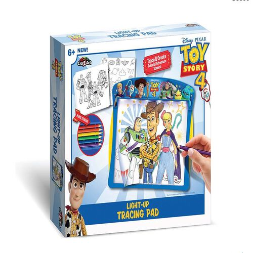 Toy Story反斗奇兵4點亮板