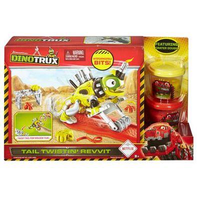 Dinotrux恐龍卡車 Tail Twistin Revvit
