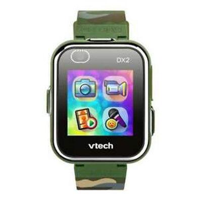Vtech Kidizoom Smartwatch Dx2 Camouflage