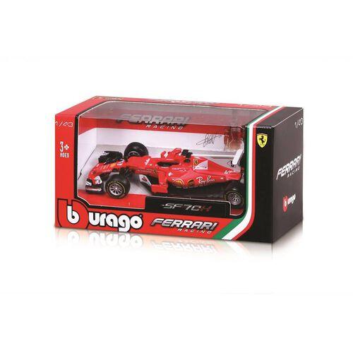 Bburago比美高 1:43 法拉利方程式合金車