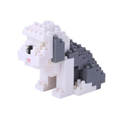 Nanoblock微型積木 英國古代牧羊犬