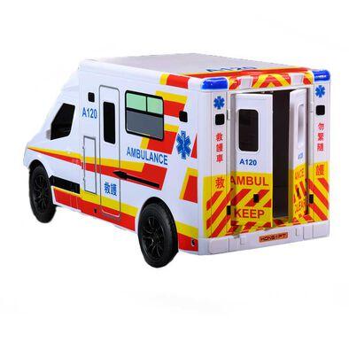 Konsept 1:20 2.4G Rc Hong Kong Ambulance (White)