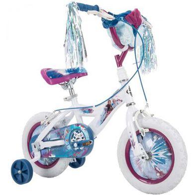 Disney Frozen迪士尼魔雪奇緣 12吋兒童快裝單車