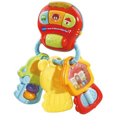 Vtech偉易達 Baby Drive & Discover Baby Keys