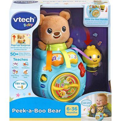Vtech Peek A Boo Bear