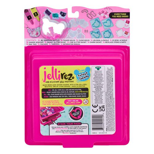 Jellirez S2 Shake Shake系列-動物套裝