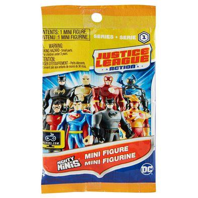 Justice League正義聯盟2吋動漫迷你驚喜包系列 - 隨機發貨