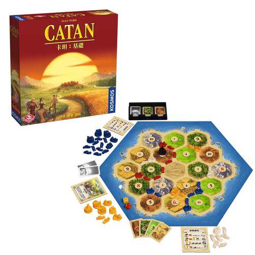 Broadway Catan Base Game