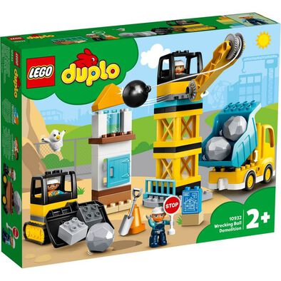 LEGO Duplo 拆卸組裝 10932