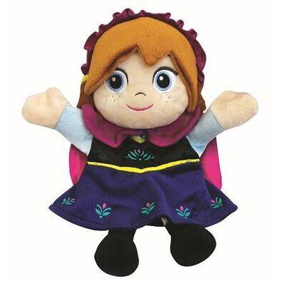 Disney Frozen迪士尼魔雪奇緣 27厘米安娜手偶