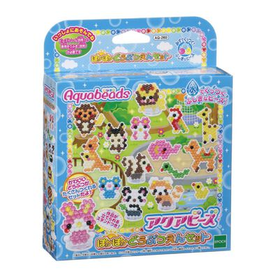 Aquabeads Refill Zoo Set