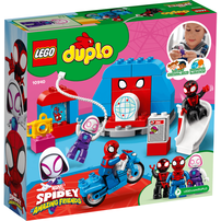 LEGO樂高得寶系列 Spider-Man Headquarters 10940