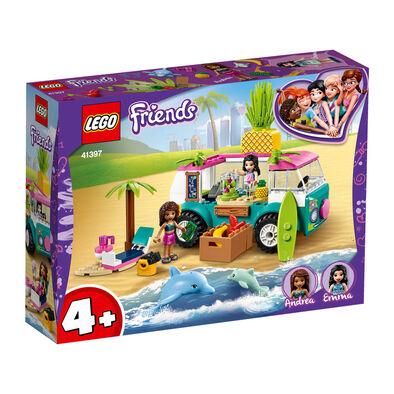 LEGO樂高好朋友系列果汁車 41397