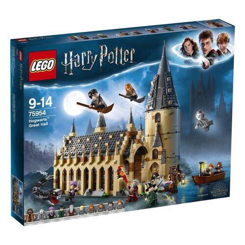 LEGO樂高哈利波特系列 LEGO Hogwarts Great Hall 75954