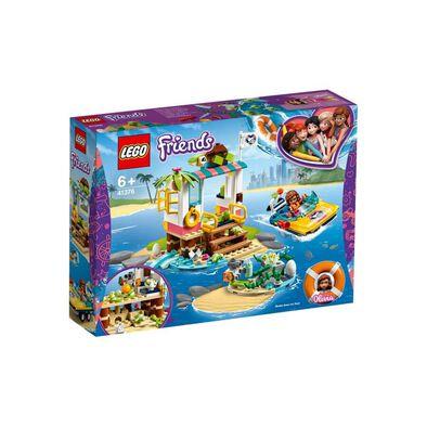 LEGO樂高好朋友系列 小海龜救援任務 41376