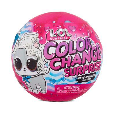 L.O.L. Surprise!驚喜寶貝 驚喜百變寵物 - 隨機發貨