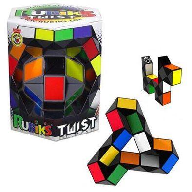 Rubik's扭計骰六角型裝