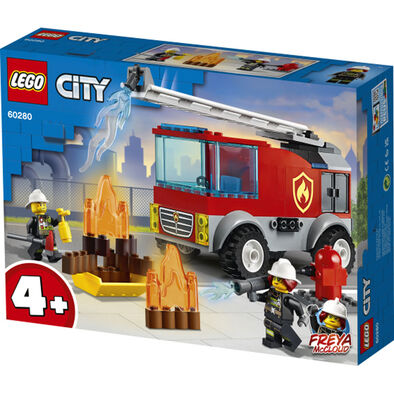 LEGO City Fire Ladder Truck  -  60280