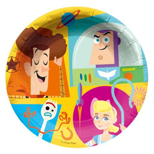 Toy Story反斗奇兵4 纸碟