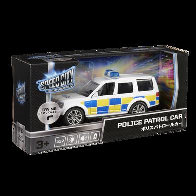 Speed City極速都市  警察巡邏車
