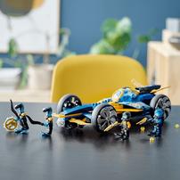 LEGO樂高旋風忍者系列 旋風忍者極速潛水艇 71752