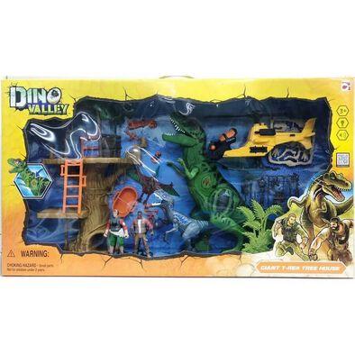 Dino Valley恐龍谷 霸王龍樹屋