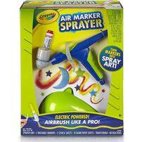 Crayola繪兒樂 耀彩水筆噴繪槍diy繪畫玩具