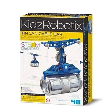 4M Kidsrobotix / Tin Can Cable Car
