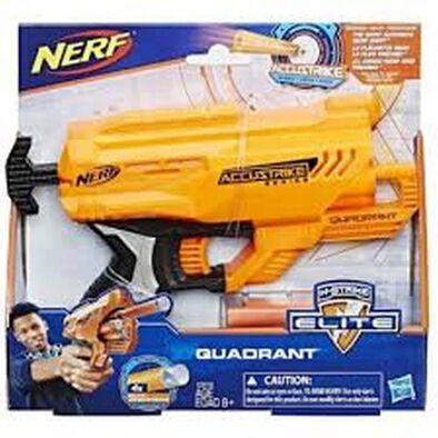 NERF熱火精英系列n-Strike四管手槍