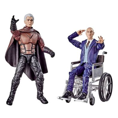 Marvel Legends Series  X-Men Magneto And Professor X