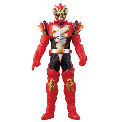 Power Rangers Ryusoulger騎士龍系列 - 終極龍裝紅戰士