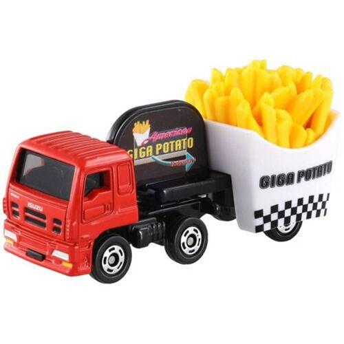 Tomica Bx055 Giga Frensh Fry Car