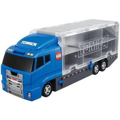 Tomica多美 World 收納貨車